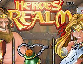 Бесплатные онлайн игровые автоматы heroes realm крючки голден стар