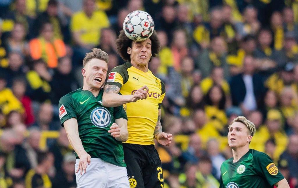 Смотреть матч боруссия дортмунд вольфсбург 5 1